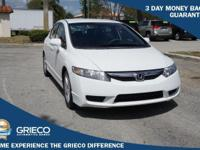 2010 Honda Civic, *Carfax Accident Free*, *One Owner*,