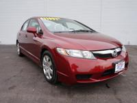 Exterior Color: red, Body: Sedan, Engine: 1.8L I4 16V
