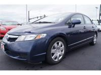 2010 Honda Civic Sdn 4dr Car LX Our Location is: Dave