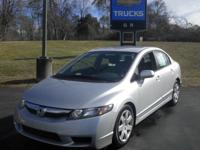 2010 HONDA CIVIC SDN 4dr Car LX Our Location is: Nelson