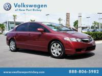 2010 HONDA Civic Sdn Sedan 4dr Auto LX Our Location is: