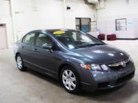 ** LOW MILES** and **HONDA CERTIFIED**. Real gas