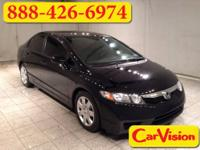 AUTO..LX..SEDAN..2010 Honda Civic LX SEDAN is offered