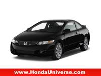 2010 Honda Civic Si 2dr Coupe