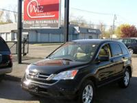 2010 HONDA CR-V 4WD 5dr EX-L Our Location is: The Wiz