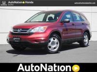 2010 Honda CR-V Our Location is: AutoNation Honda