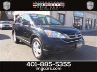 Car Fax Certified - EX Model - All Wheel Drive -