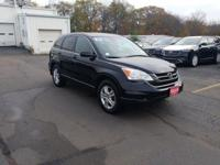 CARFAX only 2 owner! 2010 CR-V EX AWD! Alloy Wheels,