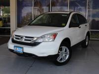 CR-V EX, AWD. CARFAX One-Owner. Clean CARFAX. Priced