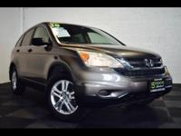 Our 2010 Honda CR-V EX provides a perfect blend of SUV