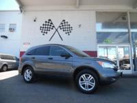 Options:  2010 Honda Cr-V Ex 4Dr Suv|Gray|Vin: