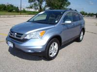 2010 Honda CR-V EX-L (A5) Our Location is: Herb