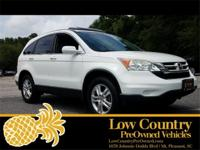 2010 Honda CR-V EX-L **CLEAN CARFAX, **EXCEPTIONALLY