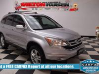 Options:  2010 Honda Cr-V Ex-L|Miles: 175197Color: