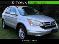 Options:  2010 Honda Cr-V Ex-L Sport Utility