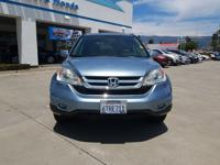 Options:  2010 Honda Cr-V Ex-L|Blue|Automatic|2.4L Dohc