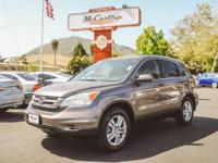 Options:  2010 Honda Cr-V Ex-L|Gray 2010 Honda Cr-V