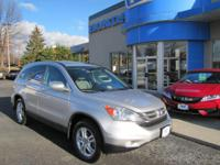 SUPER NICE 2010 HONDA CR-V EXL, LEATHER, SUNROOF,
