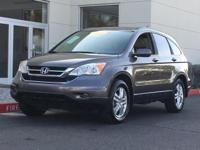 2010 Honda CR-V EX-L 28/21 Highway/City MPG We provide