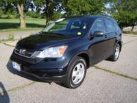 The CRV radiates style, energy and confidence when