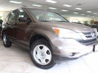 Options:  2010 Honda Cr-V Lx|Carfax Certified!! One