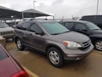 We are excited to offer this 2010 Honda CR-V. Your