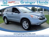 CARFAX 1-Owner, Honda Certified, Excellent Condition.