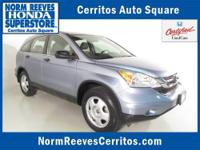 2010 HONDA CR-V SUV 2WD 5dr LX Our Location is: Norm