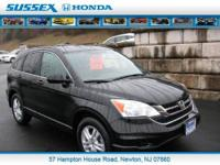 Sussex Honda is pleased to be currently offering this