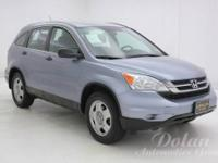 CR-V LX and AWD. Only one owner! Get ready to ENJOY!
