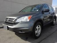 2010 Honda CR-V SUV LX 4WD Our Location is: Cadillac of