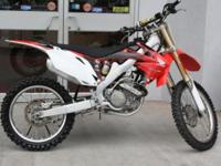 -LRB-918-RRB-235-6662 ext. 432. This 2010 Honda CRF250R