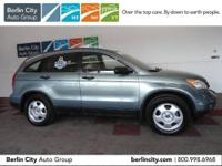 One owner FACTORY CERTIFIED 2010 HONDA CRV 4WD with