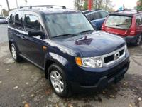 2010 HONDA ELEMENT IS FULLY LOADED! COMPLETE WITH A