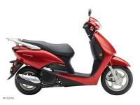 2010 Honda Elite (NHX110) 110cc Scooter with