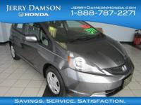 2010 HONDA FIT HATCHBACK 4 DOOR Our Location is: Jerry