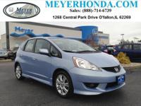 This 2010 Honda Fit is offered to you for sale by Meyer