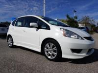 CARFAX One-Owner. Clean CARFAX. 2010 Honda Fit Sport