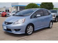 Check out this gently-used 2010 Honda Fit we recently