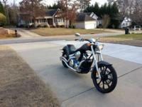 2010 Honda Fury VT1300CXA. Garage kept, babied and ONLY