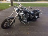 2010 Honda Fury VT 1300! Many pricey aftermarket