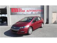 2010 Honda Insight 4dr Car EX Our Location is: Bill