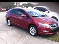 2010 HONDA INSIGHT EX 5DR 1.3/CVT Engine: Trans: VIN