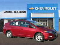 2010 Honda Insight EX Hatchback Our Location is: John L