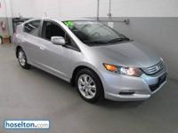 Honda Insight EX, 4 door Hatchback, 1.3L I4 SOHC