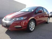 2010 Honda Insight Sedan CVT EX Our Location is:
