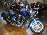 2010 Honda Interstate (VT1300CT) standard with a full