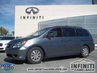 One-owner! Best deal in Phoenix! This 2010 Odyssey is