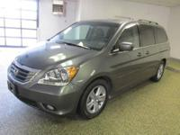 **CARFAX One Owner, Honda Certified, Heated Leather,