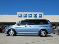 Description 2010 HONDA Odyssey Make: HONDA Model:
